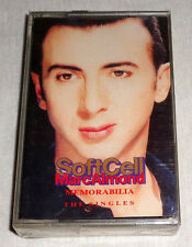 PHILIPPINES:MARC ALMOND SOFT CELL - Memorabilia,Single,TAPE,Cassette,RARE,SEALED