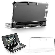 TNP New 3DS XL Case - Ultra Clear Crystal Transparent Hard Shell Protective C...