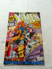 Uncanny X- men 281  . New Team / 1st Print -Marvel 1991 -  VF / NM