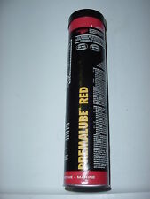 LUBEMASTER PREMALUBE Red Grease MARINE AUTO ALUMINUM COMPLEX 14oz.Tube Each