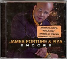 JAMES FORTUNE & FIYA Encore NewSealed ContemporaryGospel CD 18 track! 79 minute!