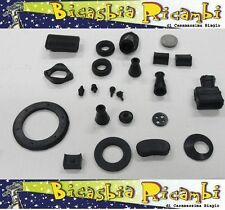 1571 KIT GOMMINI ASSORTITI PASSACAVO VESPA 50 SPECIAL R L N 125 ET3 PRIMAVERA