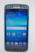 Samsung Galaxy S4 Active SGH-I537 16GB Blue UNLOCKED GSM T-MOBILE AT&T METRO PCS