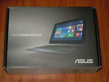 "New in Open Box ASUS 10.1"" 64 GB Transformer Notebook T100TA-C1-GR 886227605965"