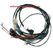 stock generator & front end headlight lamp wiring harness 57 Chevy 150 210 V8