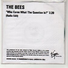 (EN662) The Bees, Who Cares What The Question Is? - 2007 DJ CD
