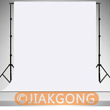 Photography Chromakey White Backdrop 1.8m x 2.8m 100% Cotton Muslin background