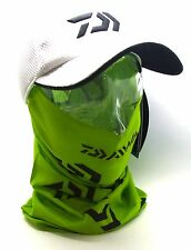 Daiwa Head Sock Head Tube Lime Green for protection against wind and sun