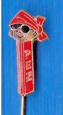 PIRATE BOY vintage Pez Dispenser 1970s Hat Stick Pin