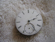Antique Robert Melly Locle  Pocket Watch Movement