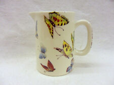 Butterfly mini cream jug pitcher jug by Heron Cross Pottery