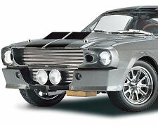 SHELBY COLLECTABLES 1/18 1967 MUSTANG SHELBY GT 500E ELEANOR METALLIC GREY