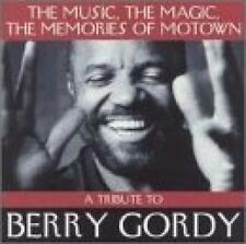 Berry Gordy Music, the magic, the memories of Motown-A tribute to (1995, .. [CD]