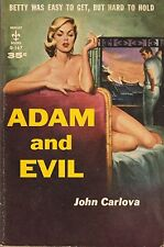 Adam and Evil - John Carlova