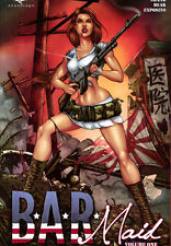 BAR MAID VOL #1 TPB Zenescope Comics Collects 1-5 Shand, Bear, Exposito TP