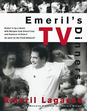 Emeril's TV Dinners : Emeril Lagasse (1998, Hardcover) first edition