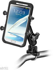 RAM X-Grip Handlebar Mount for HTC Droid DNA Smartphone