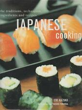 Japanese Cooking Traditions Recipes Sushi Tofu Tempura Kazuko 2002 Cookbook