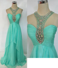 NWT ASPEED $269 Mint Prom Pageant Formal Ball Gown M