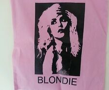 Blondie Tote Bag-Cotton-Unisex-Brand New Pink