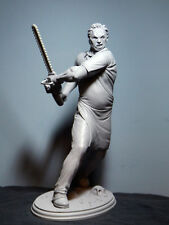 Leatherface Texas Chainsaw Massacre 1/6 Escala Kit De Modelo De Resina Estatua