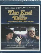 The end of the tour (2015) Blu Ray