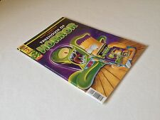 TREEHOUSE OF HORROR N. 2 2000 SIMPSON PANINI BONGO MACCHIA NERA SIMPSONS COMICS