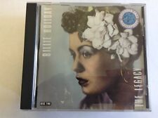 BILLY HOLIDAY - LEGACY - RARE 24 TRK CD - FAST POST