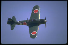 608001 Mitsubishi A6M5 Zero Sen Chino Air Museum A4 Photo Print