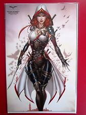 HELLCHILD THE UNHOLY #1F (NM) TYNDALL COSPLAY exclusive LTD 350 Grimm Fairy
