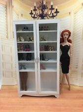 SHOE ARK for POPPY PARKER FURNITURE BARBIE SILKSTONE FASHION ROYALTY BJD 1/6