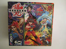 NEW SEALED Bakugan Battle Brawlers 250 Piece Puzzle - Dan