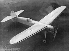 Model Airplane Plans (FF): Antique LANCER 49 Class 'A' by (New Cyclone - 1939)