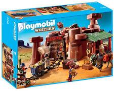 Playmobil 5246 - Western Goldmine - Big Box ** PURCHASE TODAY **