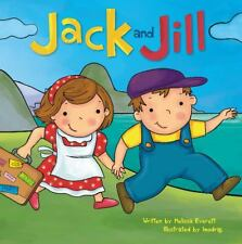 Jack and Jill (Re-Versed Rhymes)-ExLibrary