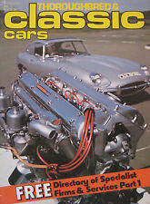 Thoroughbred Classic Cars magazine October 10/1977 featuring Ferrari, Jensen 541