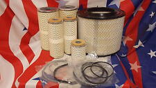 M35A2 Deuce and a Half 2.5 ton Complete filter set Air Oil Fuel Made in USA