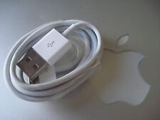 100% Genuine Original OEM APPLE 30 Pin to USB Data Cable Charger iPhone 3GS 4 4S