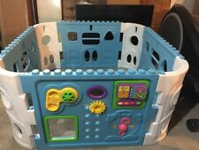 Pavlov'z Toyz Activity Baby Playpen