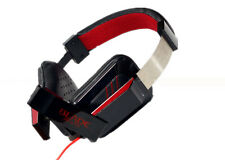 Ajazz Blade AK18 Gaming Headset Headphone with Microphone for Gamers MSN SKYPE