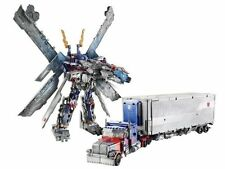 Hot Transformers SDCC Dark of the Moon Ultimate Optimus Prime Toys Mp 01 04 10