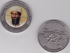 US Navy Seal Team VI Osama Bin Laden Challenge Coin