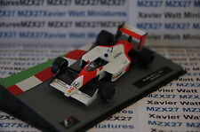 VOITURE FORMULE 1 MC LAREN MP4/4 1988 AYRTON SENNA  1/43 EME