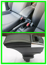 Armrest Centre Console Box Black for Suzuki Swift 2011-2012 low-equiped model