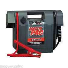 Solar Booster Pac ES2500 900 Amp Battery Jump Starter Pack