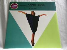 ANNIE ROSS & ZOOT SIMS A Gasser Jim Hall Mel Lewis Bill Perkins 180 gram NEW LP