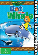 Dot And The Whale DVD NEW, FREE POSTAGE WITHIN AUSTRALIA REGION ALL