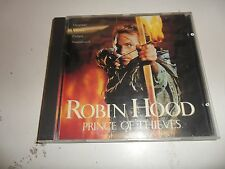 CD  Robin Hood - Prince of Thieves von Michael Kamen (1993) - Soundtrack