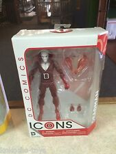 "2015 DC Direct Comics Icons DEADMAN 6"" Inch Action Figure MIB"
