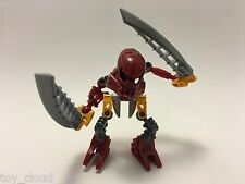 LEGO Bionicle BALTA 8725 Matoran Voya Nui Complete Figure Weapons Only Excellent
